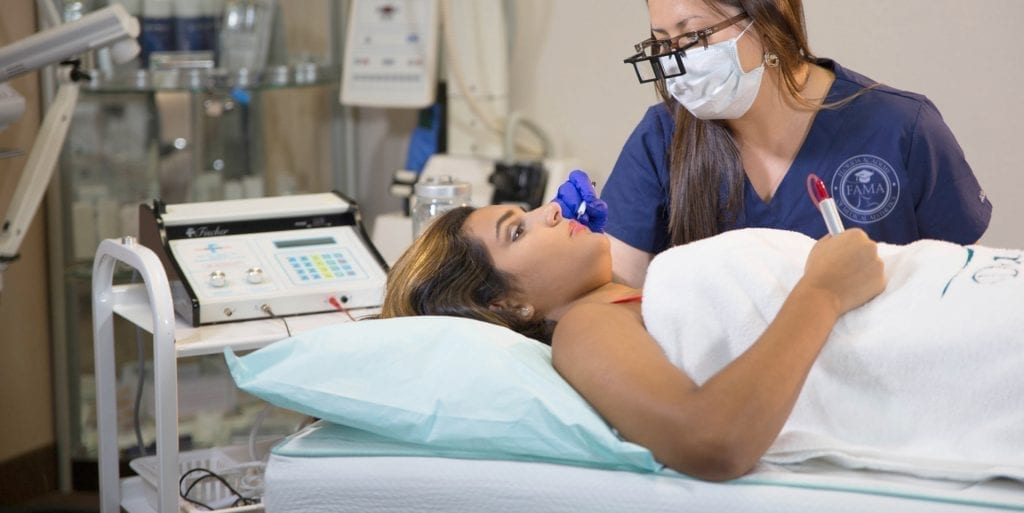 skin care courses in florida